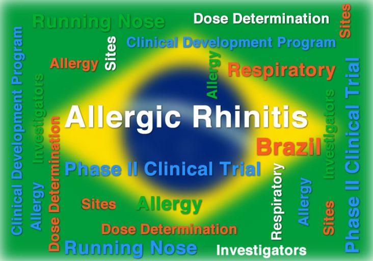 Brazil-Phase-II-Clinical-Trial-in-Allergic-Rhinitis-Join-in