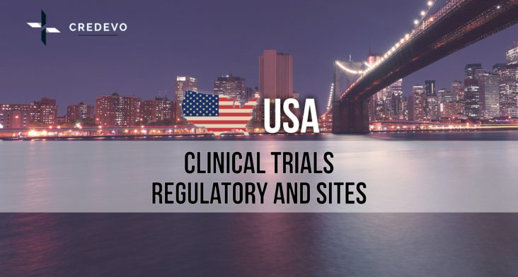 Clinical trials in the United States