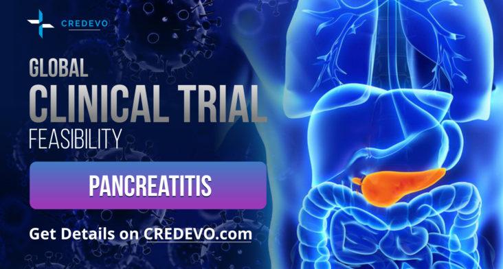 pancreatitis_clinical_trial_feasibility_credevo