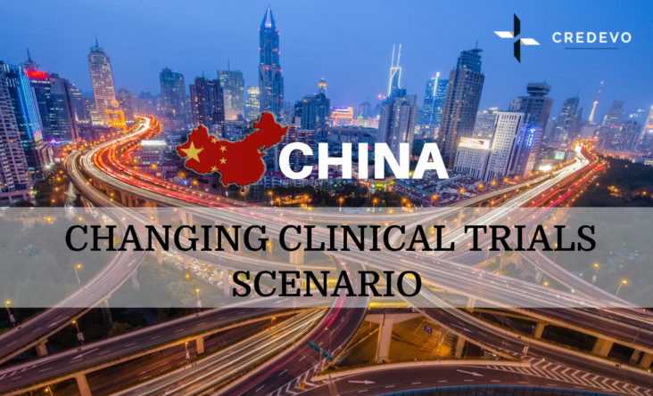 Clinical trials in China