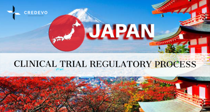 Clinical trial regulatory process in Japan
