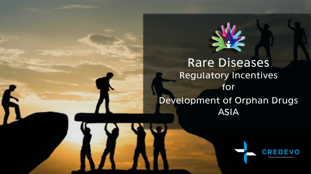 Regulatory Incentives for Development of Orphan Drugs in Asia