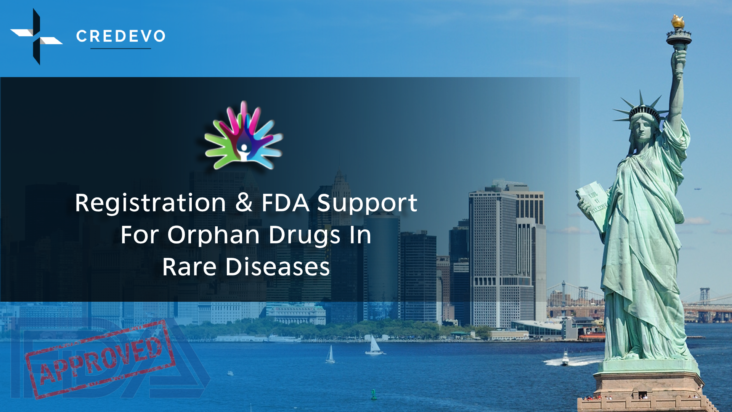 Orphan drug designation for rare disease drugs & FDA incentives