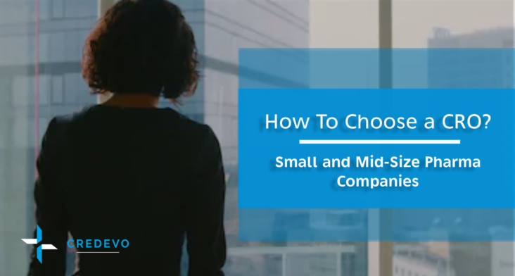 CRO (Contract Research Organizations) for small and mid size pharma