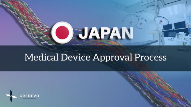 Medical device market approval in Japan