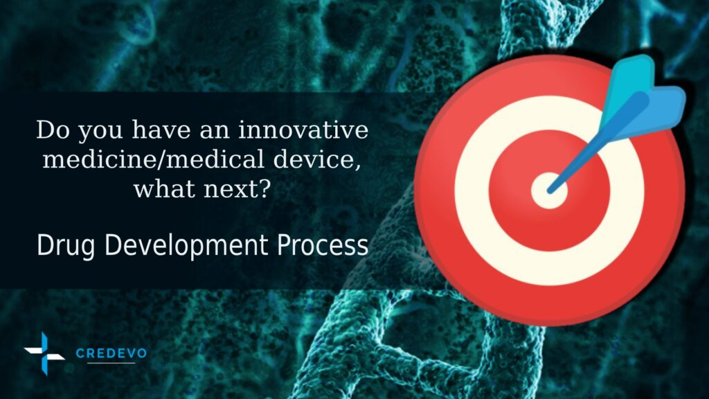 Drug development process and strategy