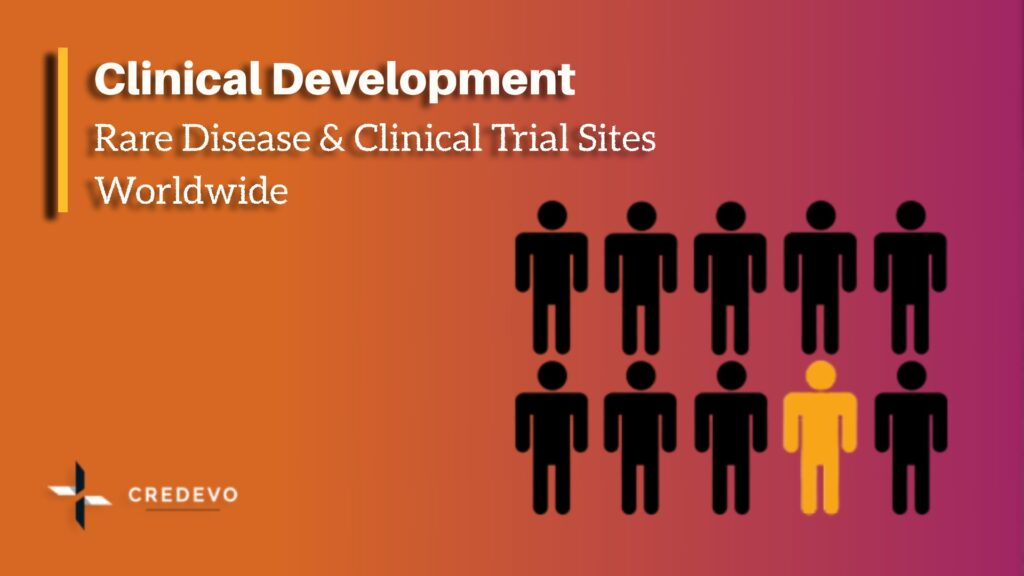 Clinical trials in rare disease