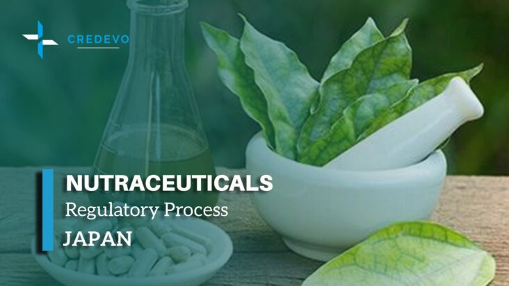 Nutraceuticals approval in Japan
