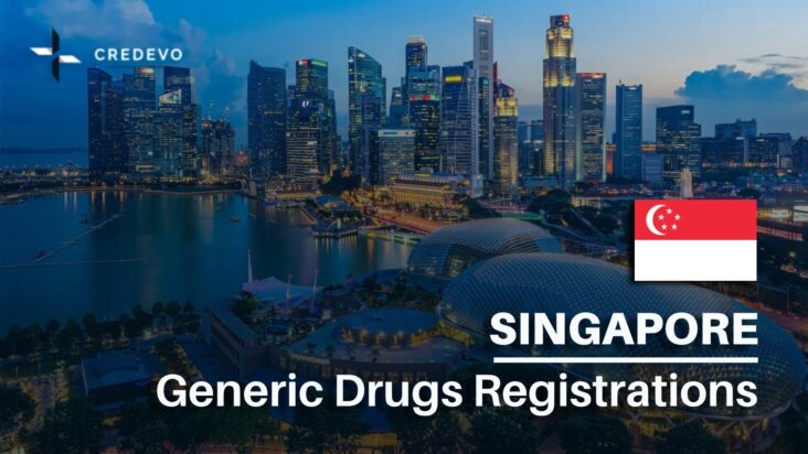 Drug approval process and regulatory in Singapore