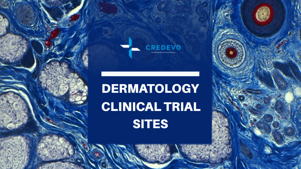 clinical trial sites in dermatology